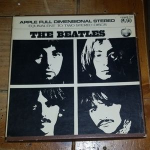Other - Beatles 4 track IPS 3.75